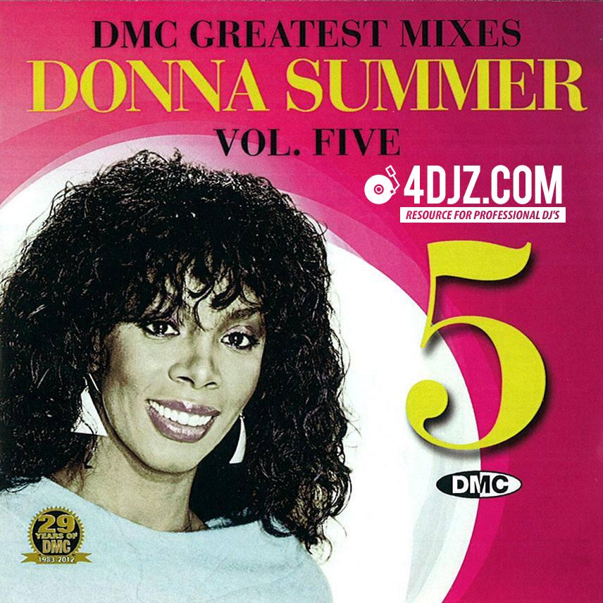DMC – Greatest Mixes – Donna Summer Vol. 5